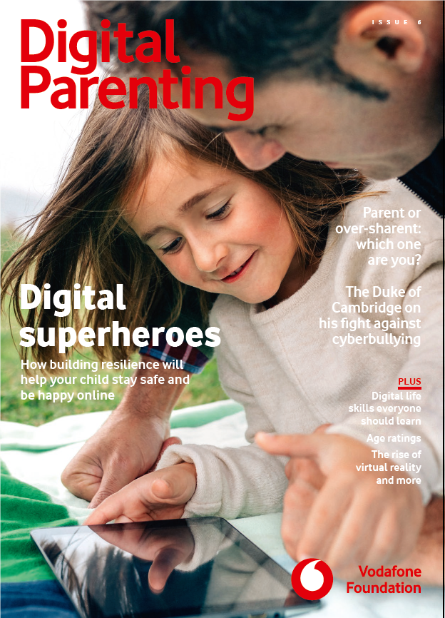 Vodafone Parenting Magazine